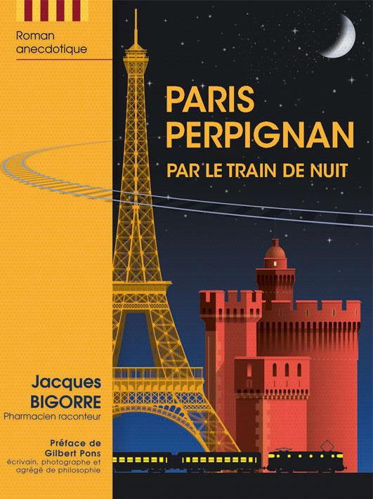 Paris Perpignan par le train de nuit